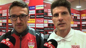 Die Interviews nach dem Spiel gegen Hoffenheim