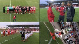 Testspiel: FSV Zwickau - VfB Stuttgart