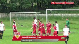 Highlights U17: SV Elversberg - VfB Stuttgart