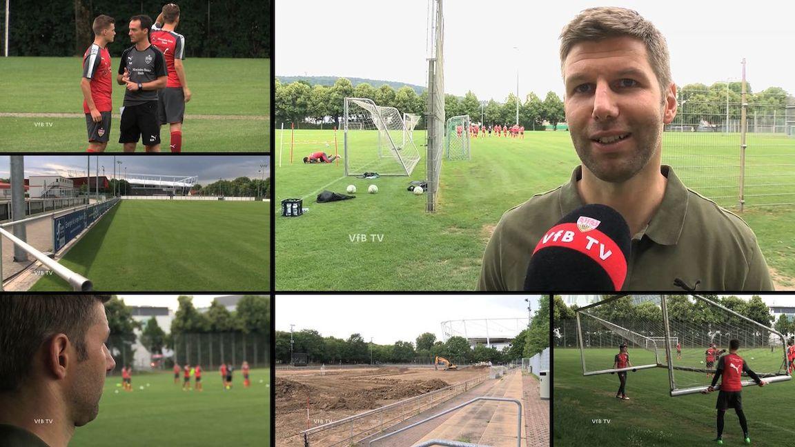 News aus dem VfB NLZ mit Thomas Hitzlsperger