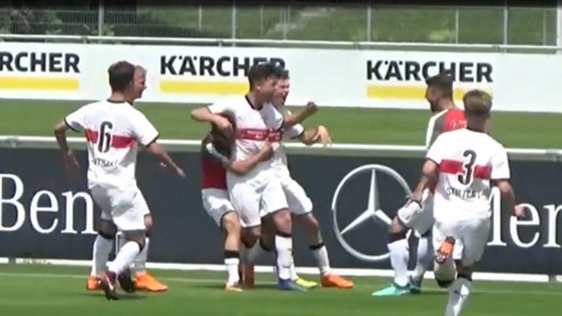 Highlights U17: VfB Stuttgart - TSG Hoffenheim