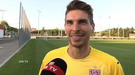 VfB Torhüter Ron-Robert Zieler im Interview
