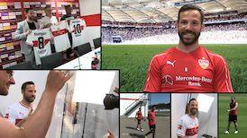 VfBTV Premiere für Gonzalo Castro