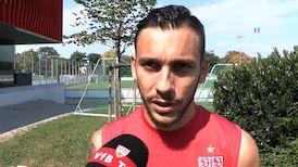 Anastasios Donis im Interview