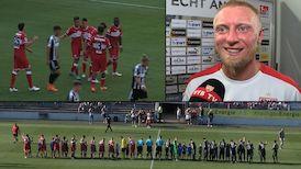 Testspiel: SV Sandhausen - VfB Stuttgart