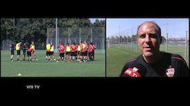 Im Interview: U21 Chefcoach Marc Kienle