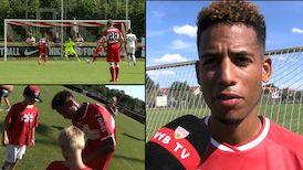 Testspiel: VfB Stuttgart - SD Eibar