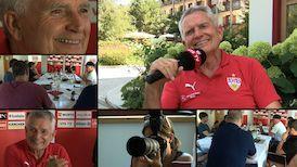 Im Interview: VfB Präsident Wolfgang Dietrich