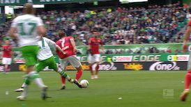 Highlights: VfL Wolfsburg - VfB Stuttgart