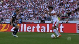 Highlights: VfB Stuttgart - 1. FSV Mainz 05
