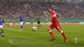 2. Halbzeit: FC Hansa Rostock - VfB Stuttgart