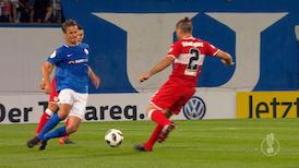 Highlights: FC Hansa Rostock - VfB Stuttgart