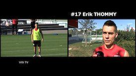 Das Geburtstagskind vom Montag Erik Thommy im Interview
