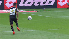 1. Halbzeit: 1. FSV Mainz 05 - VfB Stuttgart