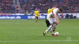 Highlights: VfB Stuttgart - Borussia Dortmund