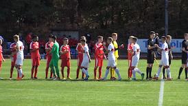 U19: 1. DFB-Pokalrunde FC Viktoria Köln - VfB
