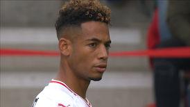 1. Halbzeit: VfB Stuttgart - FC Bayern München