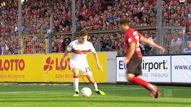 Highlights: SC Freiburg - VfB Stuttgart