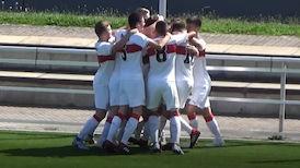 Highlights U17: VfB Stuttgart - 1. FC Heidenheim