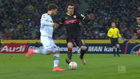Highlights: Borussia Mönchengladbach - VfB Stuttgart
