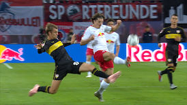 2. Halbzeit: RB Leipzig - VfB Stuttgart