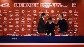 Pressekonferenz: RB Leipzig - VfB Stuttgart