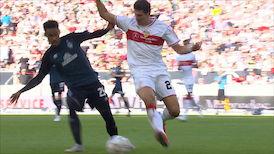 2. Halbzeit: VfB Stuttgart - Werder Bremen