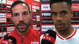Die Interviews nach dem Werder-Spiel