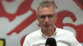 Sportvorstand Michael Reschke zur Freistellung von Tayfun Korkut
