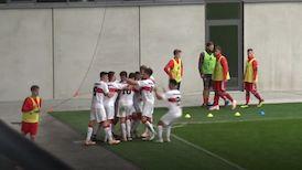 Highlights U17: FC Bayern München - VfB Stuttgart