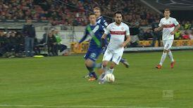 Highlights: VfB Stuttgart - VfL Wolfsburg