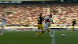 2. Halbzeit: VfB Stuttgart - Dortmund
