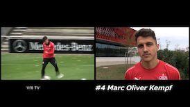 Marc Oliver Kempf arbeitet an seinem Comeback