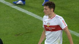 Highlights: VfB Stuttgart - E. Frankfurt