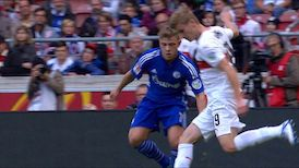 Highlights: VfB Stuttgart - FC Schalke 04
