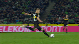 Highlights: M'gladbach - VfB Stuttgart