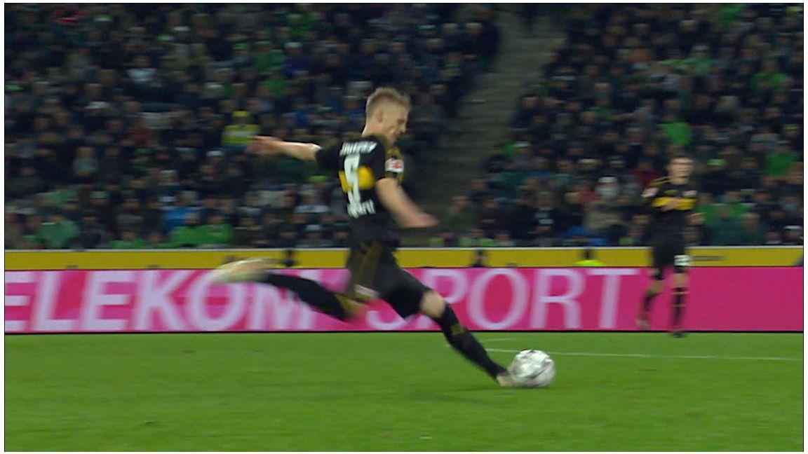 Highlights: M'gladbach - VfB Stuttgart