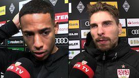 Die VfB Interviews nach dem Spiel im Borussia-Park