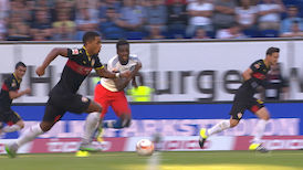 Highlights: Hamburger SV - VfB Stuttgart