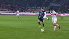 2. Halbzeit: VfB Stuttgart - Hertha BSC