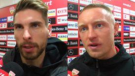 Die Interviews nach dem Spiel gegen den FC Schalke 04