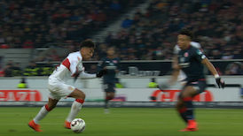 2. Halbzeit: VfB Stuttgart - 1. FSV Mainz 05
