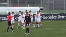 Highlights U19: VfB Stuttgart - FC Augsburg