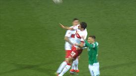 1. Halbzeit: Werder Bremen - VfB Stuttgart