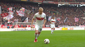 1. Halbzeit: VfB Stuttgart - Hannover 96