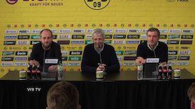 Die Pressekonferenz aus Dortmund