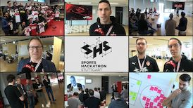 #SHS19 - SPORTS HACKATHON Stuttgart