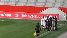 Highlights U19: FC Bayern München - VfB Stuttgart