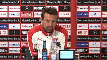 Die PK vor dem Heimspiel gegen Hoffenheim