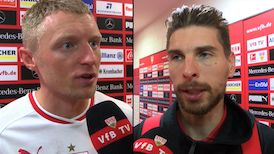 Die Interviews nach dem Hoffenheim-Spiel